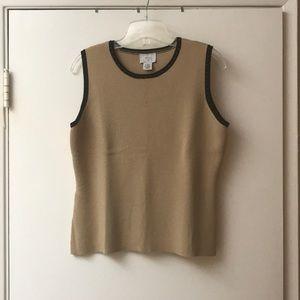 Ann Taylor LOFT Sleeveless Sweater